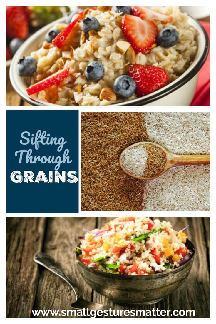 Identifying whole grains on product labels can be confusing. Whole Grain vs Refined Grain. What to look for and what are the health benefits of whole grains?