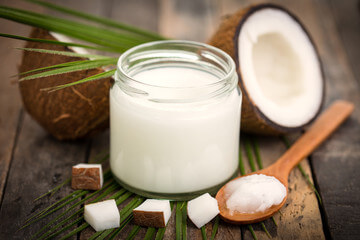 Coconut Oil - Unrefined Oil