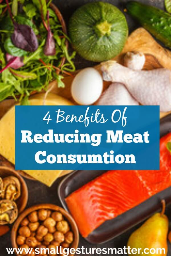 reducing meat consumption - flexitarian lifestyle