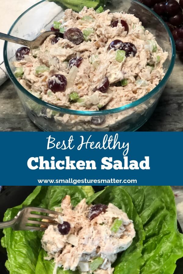 Best Healthy Chicken Salad Recipe