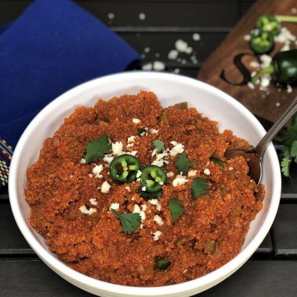 Spanish Quinoa