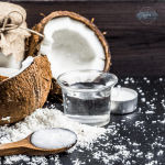 Coconut Oil for DIY Coconut and Olive Oil Makeup Remover