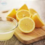 Fresh Lemon - How to make Lemon and Peppermint Face Cleanser