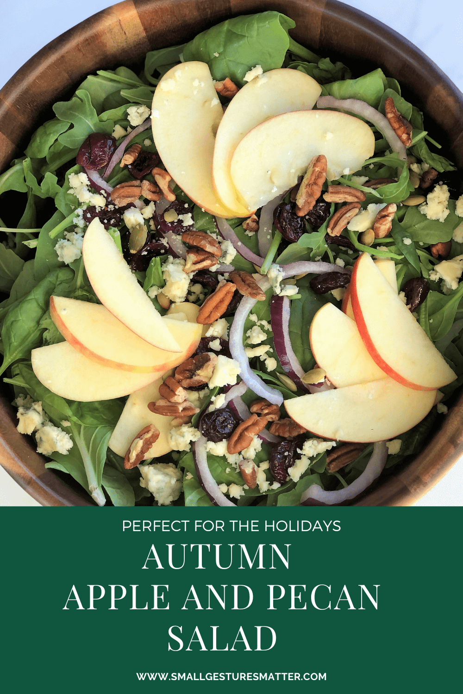 Apple and Pecan Salad