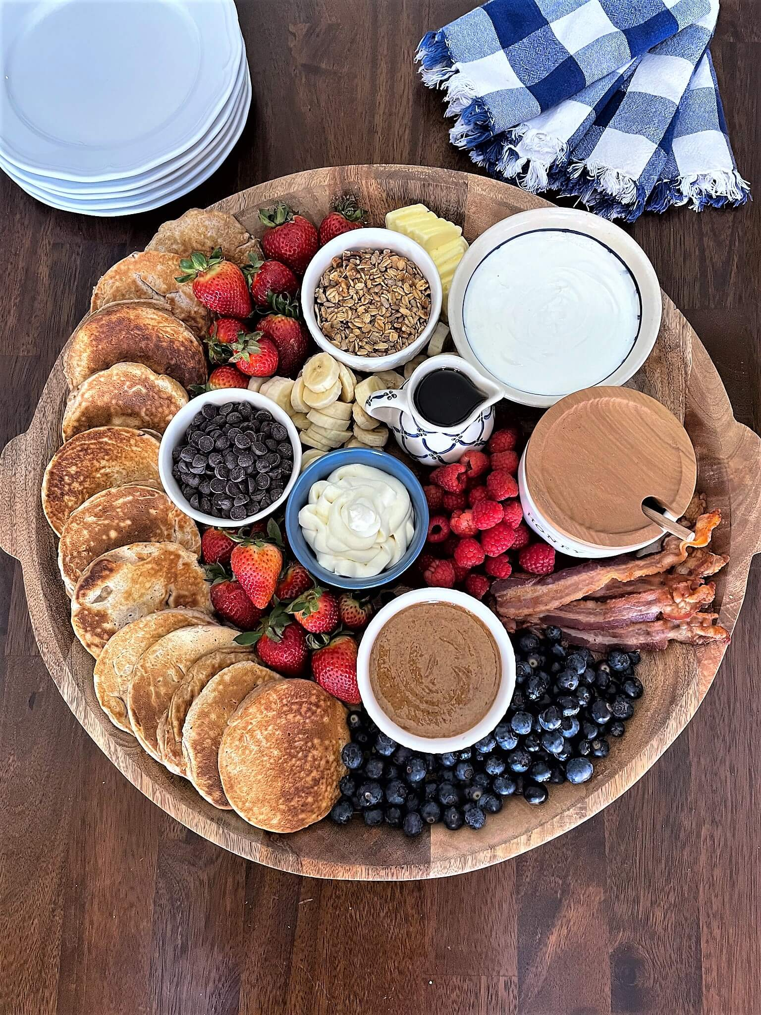 5 Tips for Creating The Perfect Pancake Board